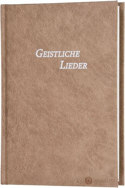 Geistliche Lieder - Hardcover - mittel
