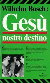 Jesus unser Schicksal - italienisch
