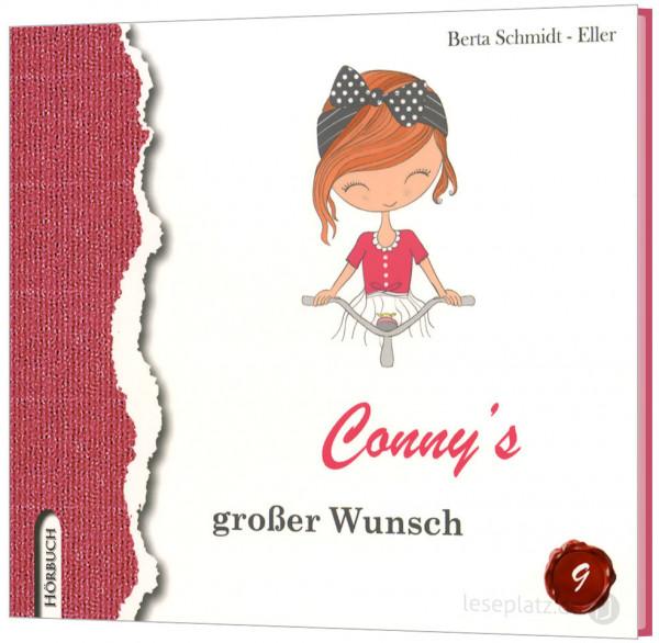 Conny's großer Wunsch - Hörbuch
