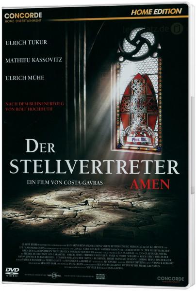 Der Stellvertreter - DVD