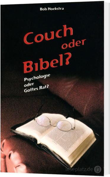 Couch oder Bibel?