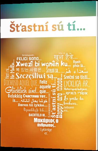 Glücklich sind ... Slowakisch (Sonderausgabe)