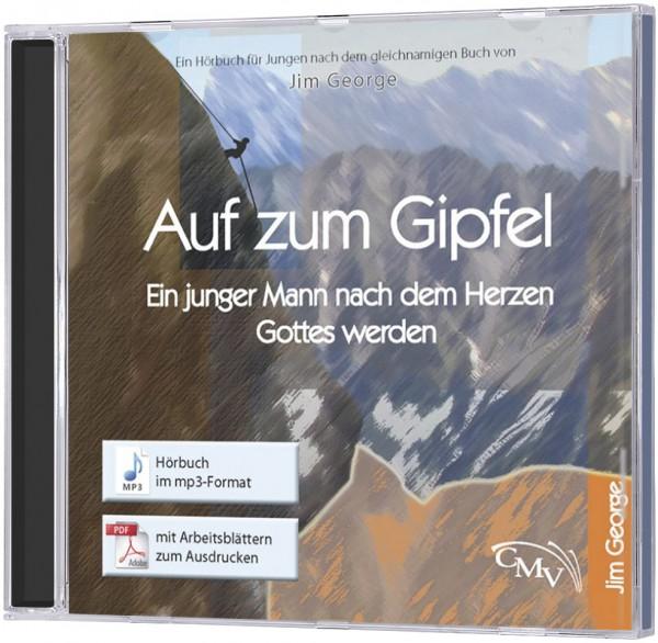 Auf zum Gipfel - Hörbuch (mp3-CD)