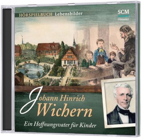 Johann Hinrich Wichern - Hörspielbuch