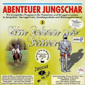 Ein Leben als Ritter - CD-ROM Abenteuer Jungschar 3