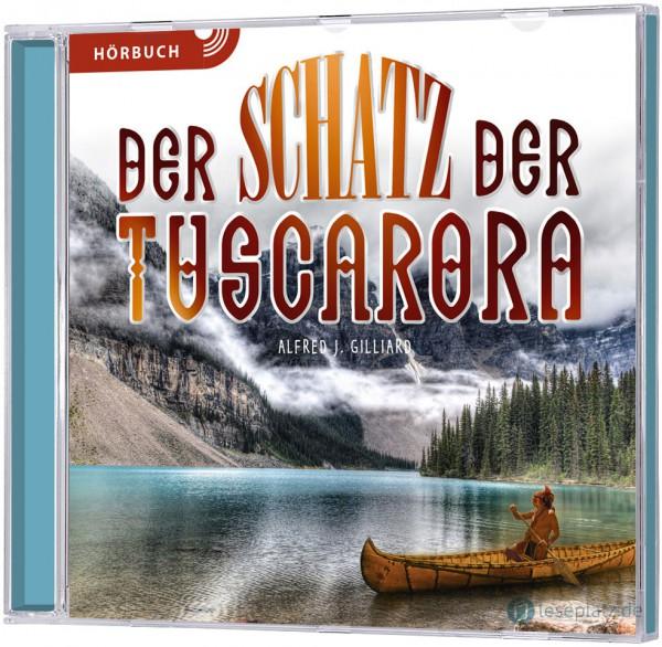Der Schatz der Tuscarora - Hörbuch (MP3)