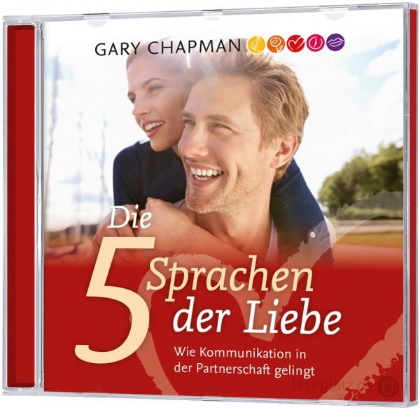 Die fünf Sprachen der Liebe - Hörbuch