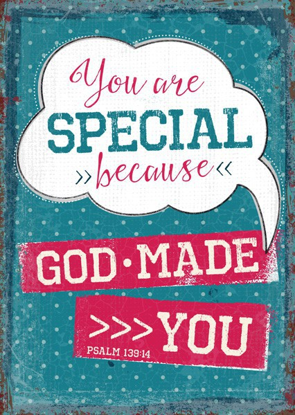 "Postkarte ""You are special"""