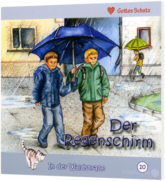 Der Regenschirm (10) In der Waldstraße - Heft 10