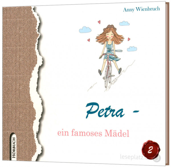 Petra – ein famoses Mädel - Hörbuch