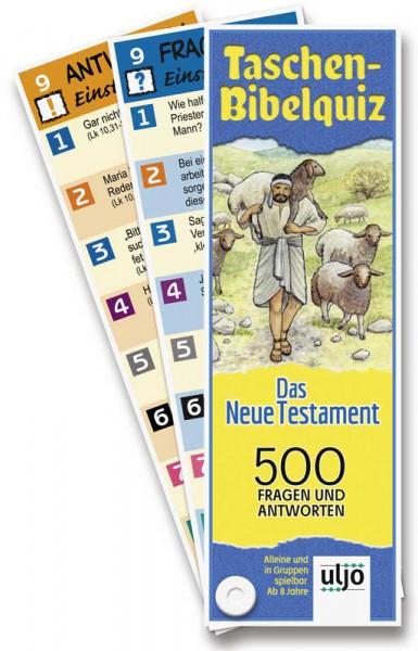 Taschen-Bibelquiz ''Neues Testament''