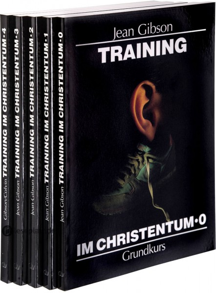 Training im Christentum - Paket (Band 0-4)