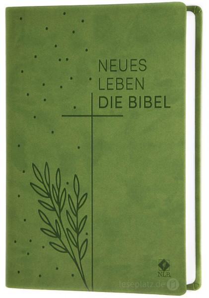 """Neues Leben. Die Bibel - Standardausgabe """"Kunstleder grün"""""""