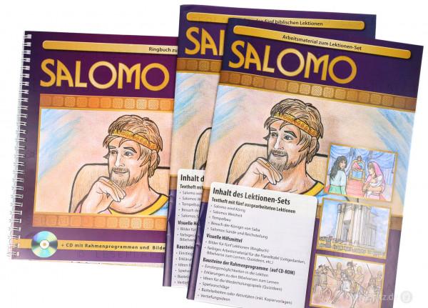 Salomo - Lektionen-Set