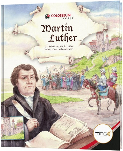 Martin Luther - TING-Buch