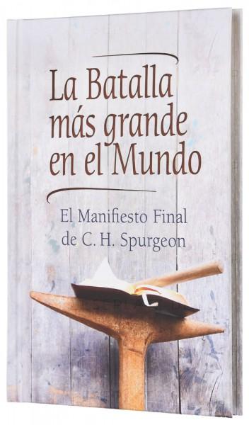 Der größte Kampf der Welt - spanisch