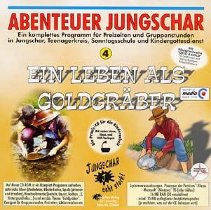 Ein Leben als Goldgräber - CD-ROM Abenteuer Jungschar 4
