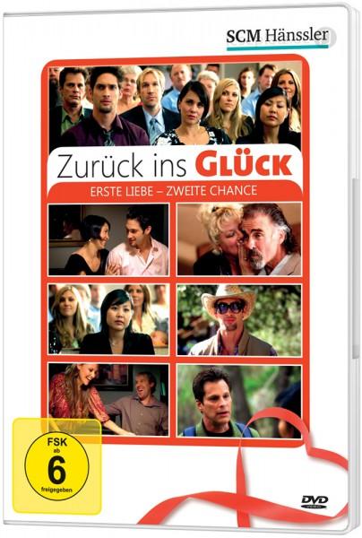 Zurück ins Glück - DVD