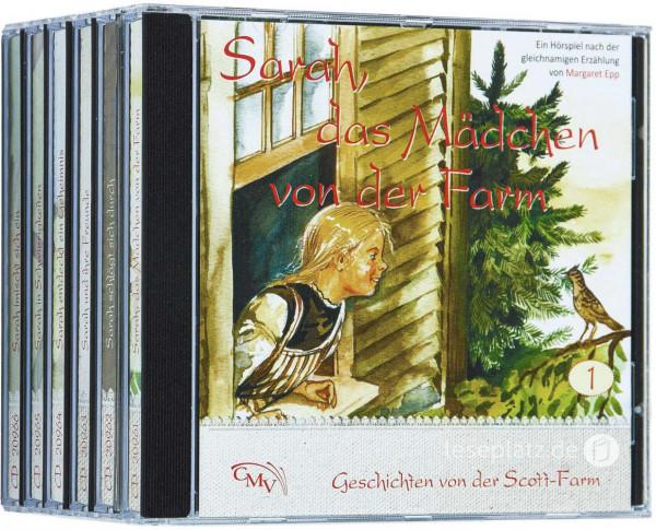 Sarah - Hörspiel-CD-Set (1-6)
