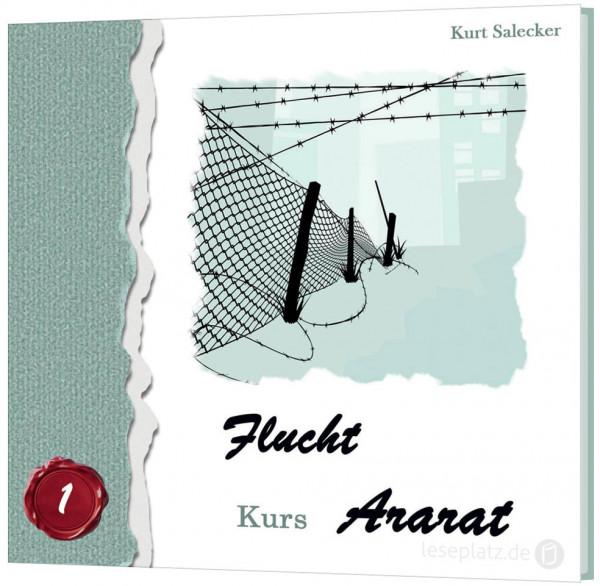 Flucht – Kurs Ararat - Hörbuch