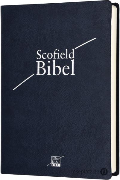 Scofield Bibel - Kunstleder flexibel