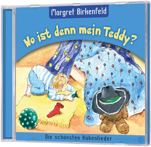 Wo ist denn mein Teddy? - CD