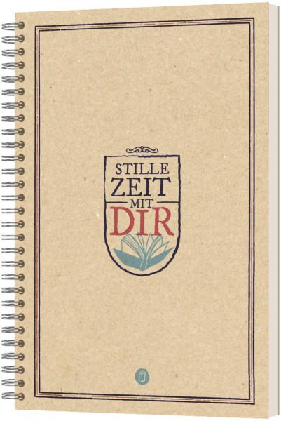 Stille Zeit mit Dir - Notizbuch