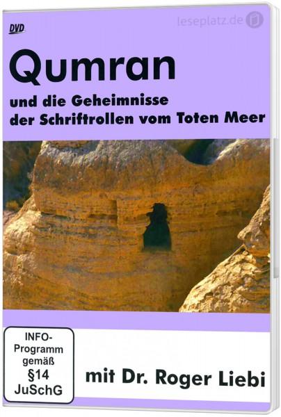 Qumran und die Schriftrollen vom Toten Meer - DVD Powerpoint-Vortrag von Dr. Roger Liebi