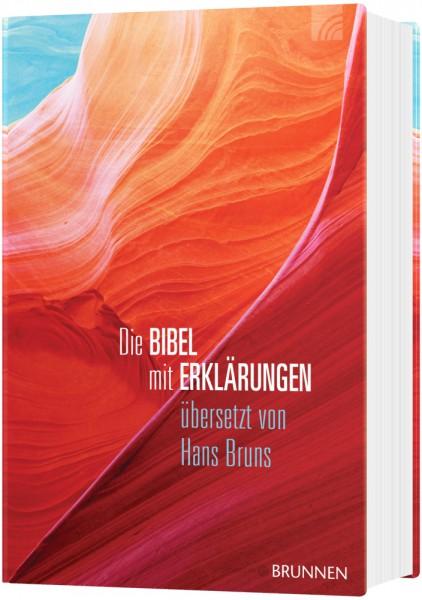 Die Bibel mit Erklärungen Harmonie-Edition