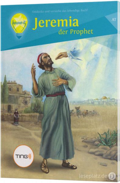 Jeremia der Prophet - TING-Buch