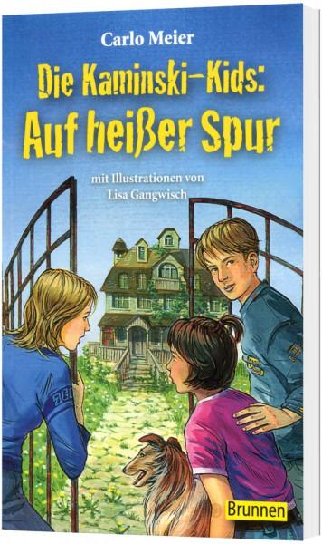 Auf heißer Spur (7) - Taschenbuch