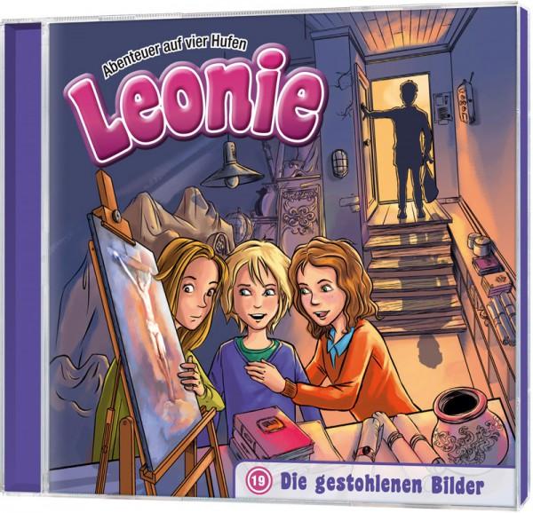 CD Leonie (19) - Die gestohlenen Bilder