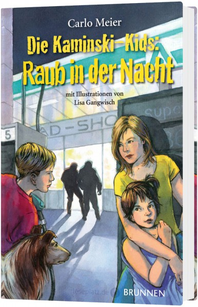 Raub in der Nacht (11) - Hardcover