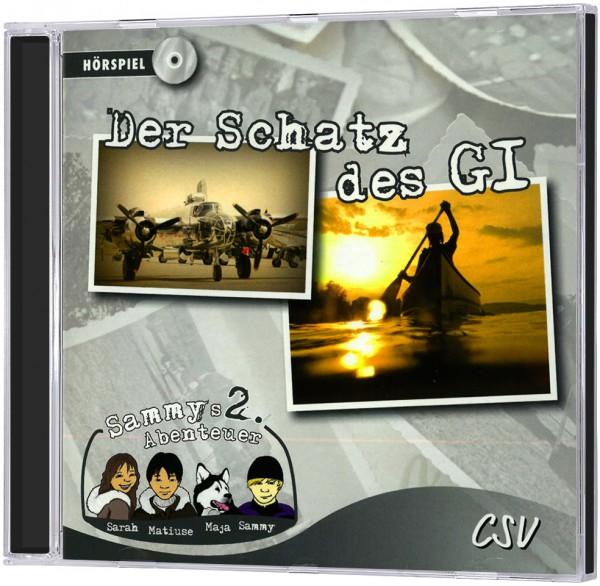 Der Schatz des GI - Hörspiel-CD