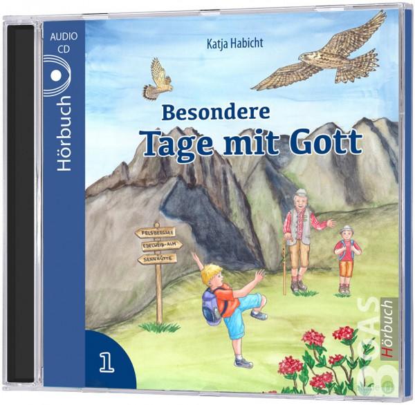 Besondere Tage mit Gott (1) - Hörbuch