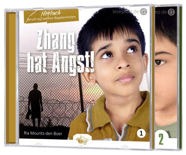 """Hörbuch-Paket """"Zhang"""""""