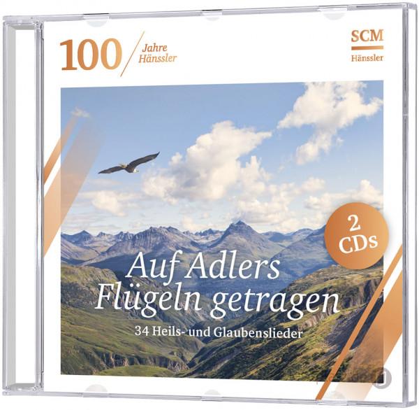 Auf Adlers Flügeln getragen - Doppel-CD
