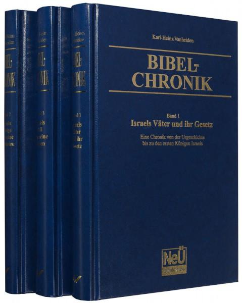 Bibel-Chronik - Paket (Bd. 1-3)