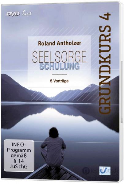 Seelsorge Schulung Grundkurs 4 (DVD)