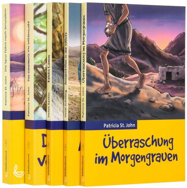 "Kinderbuch-Paket ""Gelbe Reihe"""
