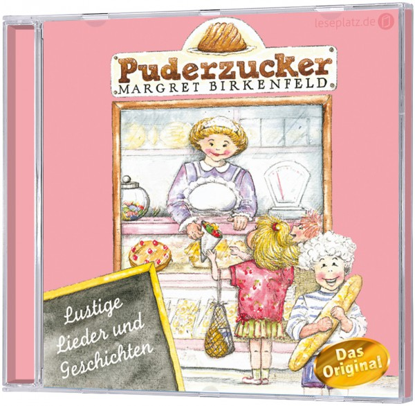 Puderzucker - CD