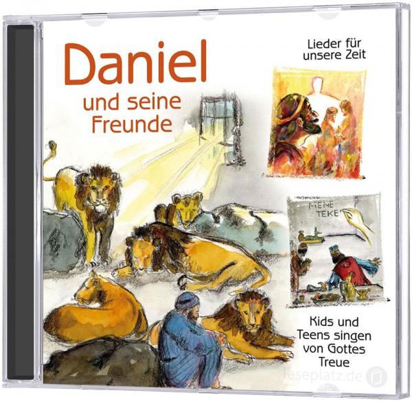 Daniel und seine Freunde - CD