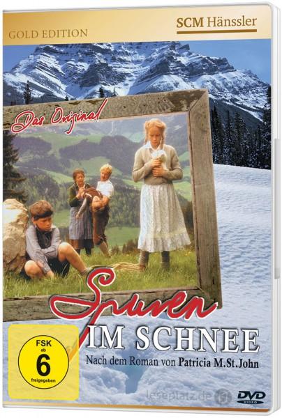 Spuren im Schnee - DVD