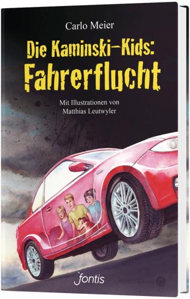 Fahrerflucht (16) - Hardcover
