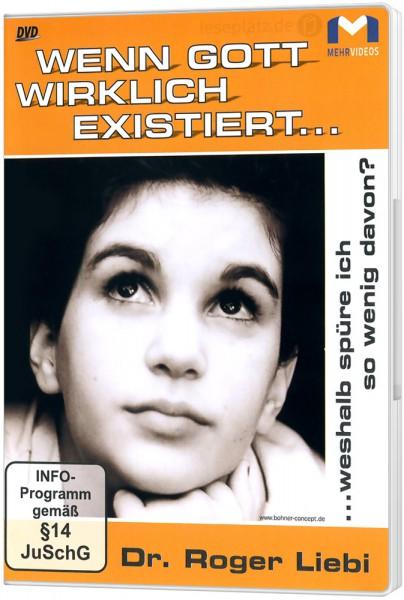 Wenn Gott wirklich existiert .. - DVD