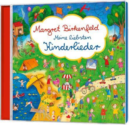 Meine liebsten Kinderlieder - CD