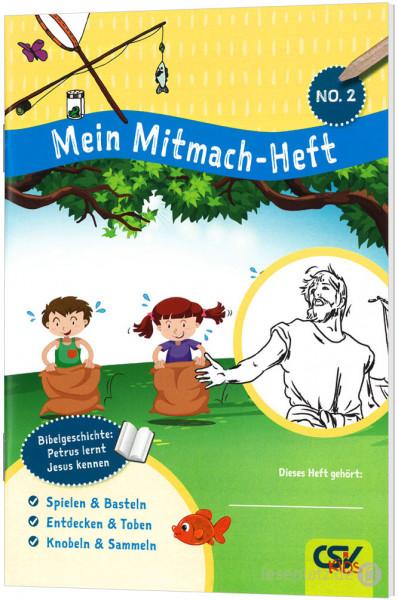 Mein Mitmach-Heft No.2