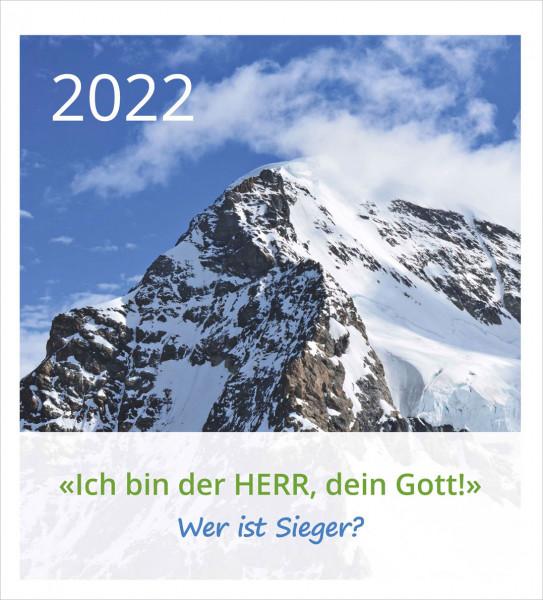 Ich bin der HERR, dein Gott! 2022 - Verteilkalender