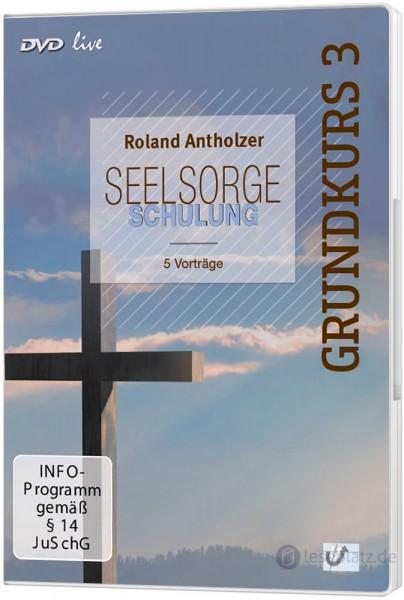 Seelsorge Schulung Grundkurs 3 (DVD)