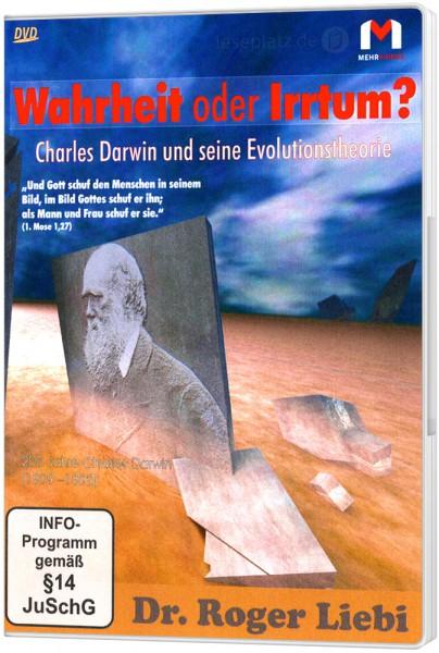 Wahrheit oder Irrtum? - DVD Powerpoint-Vortrag von Dr. Roger Liebi